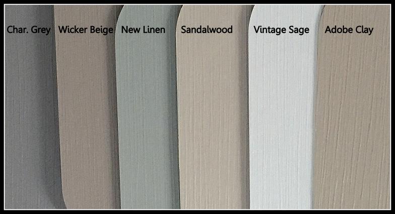 vinyl siding colors